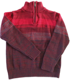 110/116 (maat 5) Calvin Klein trui