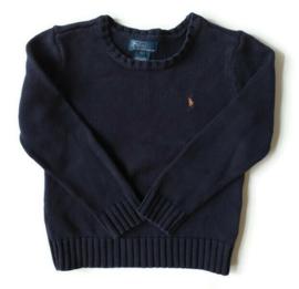 110/116 (maat 5) - Polo by Ralph Lauren trui