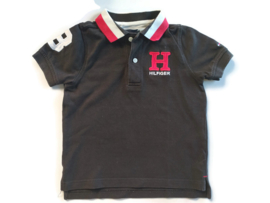 98/104 (maat 3) - Tommy Hilfiger polo