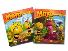 set van 2 boeken Maya de Bij