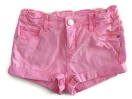 134/140 - Hema korte spijkerbroek