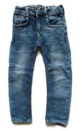 110/116 (maat 5) - Retour spijkerbroek (tapered fit)
