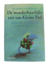 Boek 'De wonderbaarlijke reis van kleine pad' (v.a. 8 jaar)