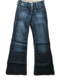 134/140 (maat 9) - Vingino flared jeans