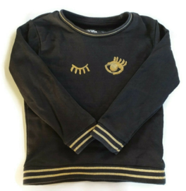 98/104 - Europe Kids sweater met pailletten