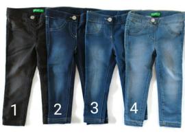 92 (90 cm) - Benetton skinny fit jegging