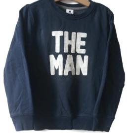 122/128 - HEMA sweater THE MAN