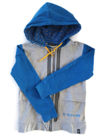 122 - Frenchy capuchontrui/hoodie