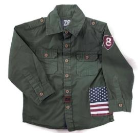 80 - Z8 overhemd/blouse Barry