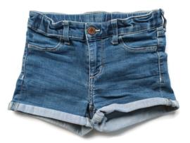 128 - H&M korte spijkerbroek