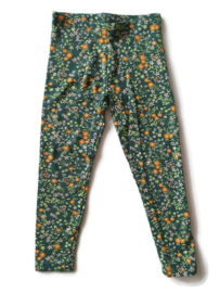 116 - C&A legging met bloemetjes