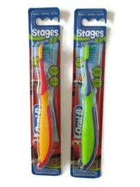Oral-B tandenborstel Cars 5-7 jaar