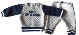 62 - Dirkje 2-delige set (sweater en broek)