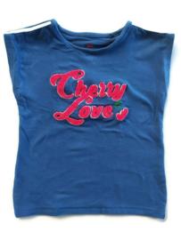 110/116 - WE Fashion t-shirt Cherry Love