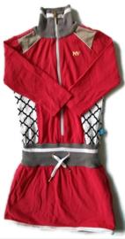 110/116 - Ninni Vi jurk met legging