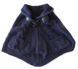 116 (maat 6) - Retour Jeans poncho