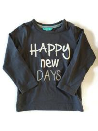 80 - Hema longsleeve Happy New Days