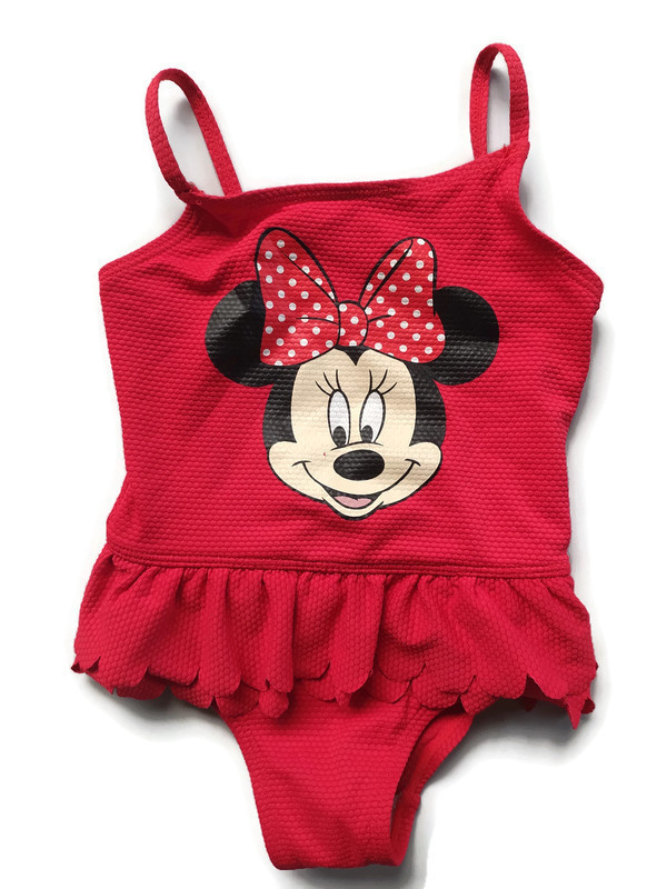 80 - Minnie Mouse badpak
