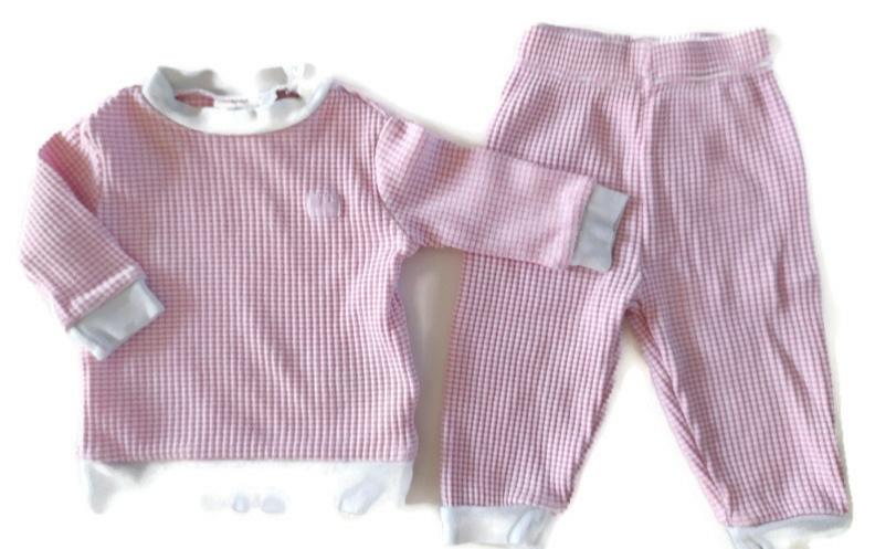 62 - Feetje pyjama
