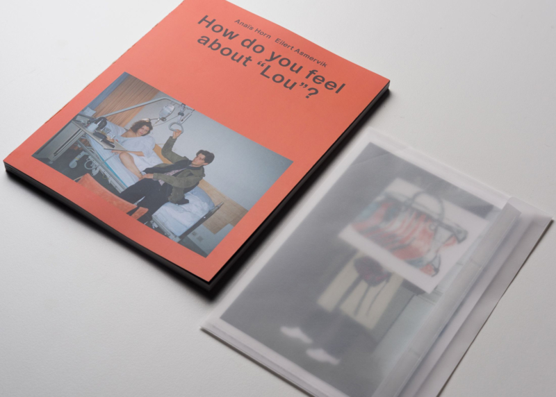 """HOW DO YOU FEEL ABOUT """"LOU""""? – LIMITED EDITION – BY ANAÏS HORN & EILERT ASMERVIK"""