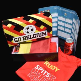 Supporterspakket EK2021 Rode Duivels
