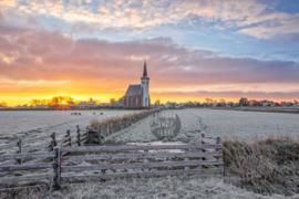 Kerk den Hoorn, Fleece Deken.