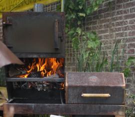 DECOREX® Pizzaoven BBQ