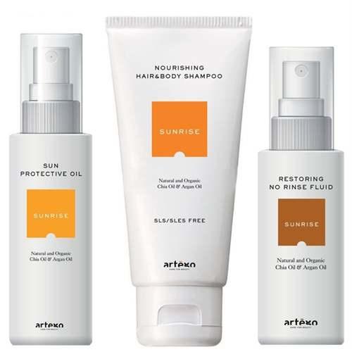 Nourishing Hair&Body Shampoo 200ml