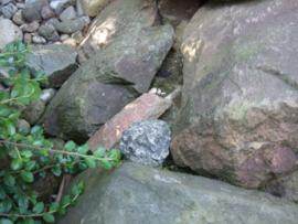 CacheQuarter Micro Steen cache - grijs