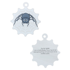 Oakcoins Travel Tag - Itsy the Spider
