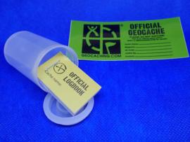 GC webwinkel Micro container - fotorolletje (transparant)