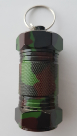 Cache container - capsule (camouflage)