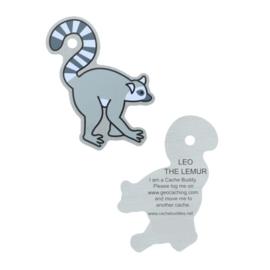 Oakcoins Travel Tag - Leo the Lemur
