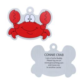 Oakcoins Travel Tag - Connie the Crab