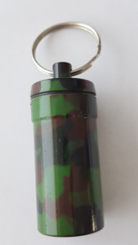 Micro Cache container - camouflage