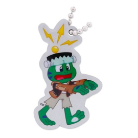 Groundspeak Tag Signal the Frog - Frankenstein
