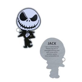Jack travel tag