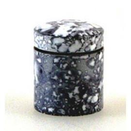 CacheQuarter Nano container - magnetisch (camouflage graniet)