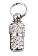 Cache Advance Nano container (hangend) - zilver