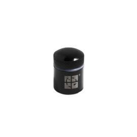Groundspeak nano cache container - zwart