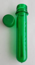 CacheQuarter Micro container PETling - groen