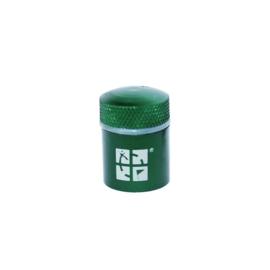 Groundspeak nano cache container - groen
