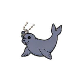 Oakcoins Travel Tag - Snowflake de zeehond