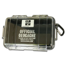 Groundspeak Pelican Cache Container - medium