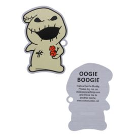 Oakcoins Travel Tag - Oogie Boogie