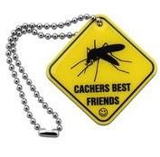 Cache Zone Tag Cacher's best Friend - Mug