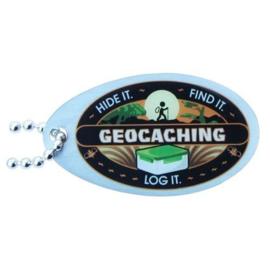 Groundspeak Travel 'Hide it-Find it-Log it' tag