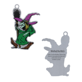 Winifred-the-witch travel tag