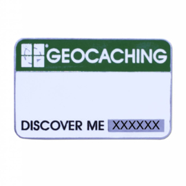 Groundspeak Trackable Event badge