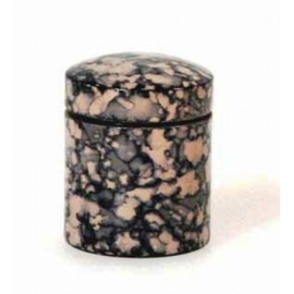 CacheQuarter Nano container - magnetisch (camouflage marmer)